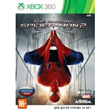 ❤️🎮 Amazing Spider-Man 2 (Only for XBOX 360)🥇✅