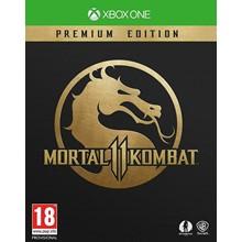 Mortal Kombat 11 Premium 🔥 Xbox ONE/Series X|S 🔥
