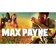 Max Payne 3 [ROCKSTAR KEY]
