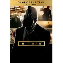 HITMAN  Game of the Year Edition Xbox One key 🔑