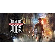 SLEEPING DOGS: DEFINITIVE EDITION (steam key RU,CIS)