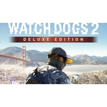 Watch Dogs 2 Deluxe Edition ✅(Uplay/RU)+GIFT