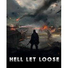 🔶Hell Let Loose + GIFT - Wholesale Price Original Key