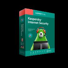 Kaspersky Internet Secruity 5 device 1 year Renewal