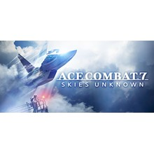ACE COMBAT 7 SKIES UNKNOWN Launch  Steam Access OFFLINE