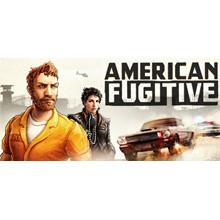 American Fugitive - Steam Access OFFLINE