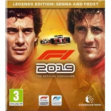 F1 2019 LEGENDS EDITION 🏁| RU/CIS/UKR | MULTI +🎁GIFT