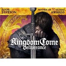 Kingdom Come: Deliverance: Royal Edition (Steam KEY)