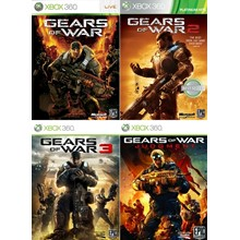 Gears of War Collection Xbox 360