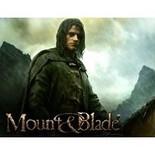 Mount  Blade (steam key) -- RU