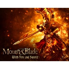 Mount  Blade With Fire and Sword (steam key) -- RU