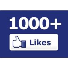 ✅ ❤️ 1000 Likes FACEBOOK [LOW PRICE] [Best] 1K 🔥🚀