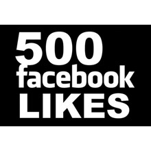 ✅ ❤️ 500 Likes FACEBOOK [LOW PRICE] [Best] 0.5K 🔥🚀