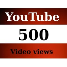 ✅ 500 Views YOUTUBE ▶️🚀 [The Best] [0.5K] ⭐