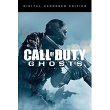 Call of Duty Ghosts Digital Hardened Edit  Xbox one 🔑