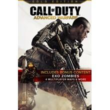 Call of Duty Advanced Warfare Gold Edition Xbox key 🔑