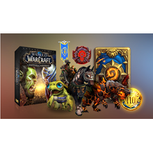 WORLD OF WARCRAFT: BATTLE FOR AZEROTH  RU DELUXE