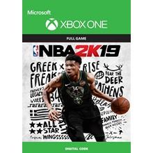 CODE🔑KEY XBOX SERIES   NBA 2K19