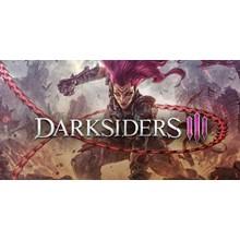 Darksiders III RU + CIS - Steam Key
