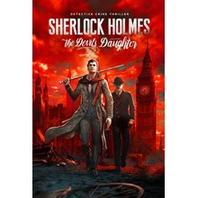 Sherlock Holmes The Devil´s Daughter Xbox one key 🔑