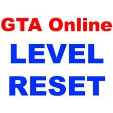 GTA ONLINE - RESET LEVEL (PC). EGL, STEAM, RGL