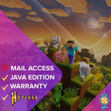 Minecraft ⚜️ PayPal • Premium Account • Java & Hypixel