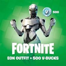(FORTNITE) - Eon Cosmetic Set  + 500 V-Bucks Xbox One