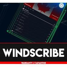 🔰 Windscribe Pro VPN (2026-2032) [Unlimited] GUARANTEE