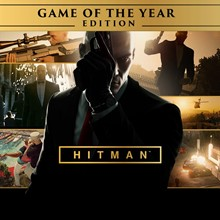 CODE🔑KEY|XBOX SERIES | HITMAN Game of the Year Edition