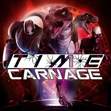 CODE - ARG | Time Carnage | Xbox One & Series