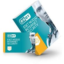 ESET NOD32 INTERNET SECURITY 1 year 1 PC Windows