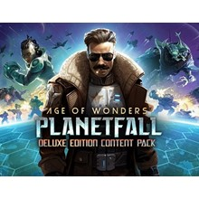 Age of Wonders: Planetfall: DLC Deluxe Edition Content