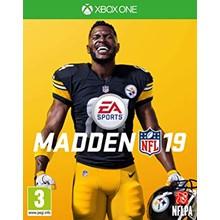 ✅ NFL 19 + NFL 18 XBOX ONE❤️🎮