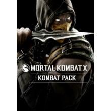 Mortal Kombat X : Kombat Pack (Steam key) @ RU