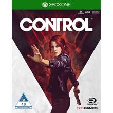 Control / XBOX ONE, Series X S 🏅🏅🏅