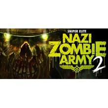 Sniper Elite: Nazi Zombie Army 2💳NO COMMISSION