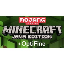 Minecraft with mail and cape OptiFine