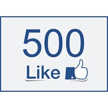 ✅ ❤️ 500 Likes per page FACEBOOK for Business [0,5K]