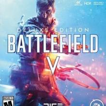 ⚡ Battlefield V Deluxe Edition (Origin) warranty ✅