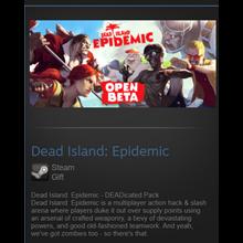 Dead Island: Epidemic (Steam gift) Tradable + Rare