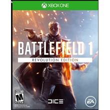 Battlefield 1 Xbox One Global CODE +2 game