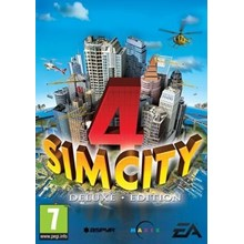 SimCity 4: Deluxe Edition (Steam KEY) + GIFT