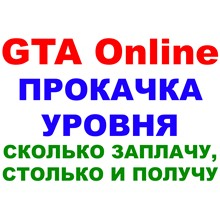 Grand Theft Auto V (GTA ONLINE PUMPING LEVEL) PC✅