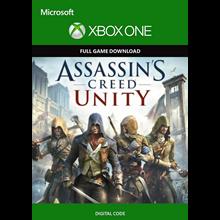 Assasins creed unity Xbox one digital key