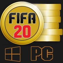 FIFA 20 PC Coins Safe Transfer + 5%