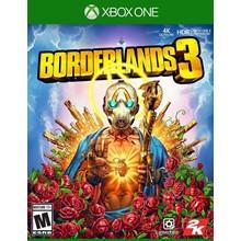 ❤️🎮 Borderlands 3 XBOX ONE & Xbox Series X S🥇✅