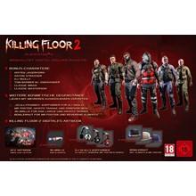 Killing Floor 2 Digital Deluxe Ed. Steam key (FREE REG)