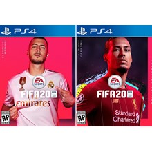 FIFA 20 Ultimate Team coins - PS4