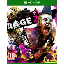 ✅ Rage 2 XBOX ONE   LIFETIME WARRANTY❤️🎮