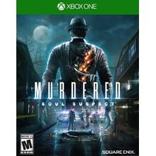 ✅ Murdered: Soul Suspect XBOX ONE   WARRANTY❤️🎮